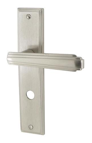 Architecture, matériaux 2 poignées Aluminium porte d'intérieur carré de 6 décor Art Déco Art Déco